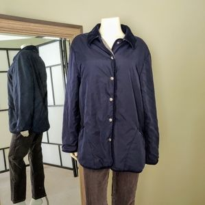Aquascutum of London quilted fall jacket